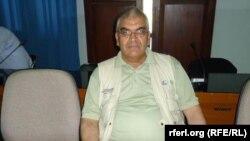 عبدالبصیر فقیری آمر امور زراعت ریاست زراعت مالداری و آبیاری کندز