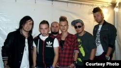 Польсько-український гурт «Еней», фото з http://www.flickr.com/photos/znani/7833259050/