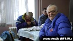 Приют для одиноких стариков в Белграде