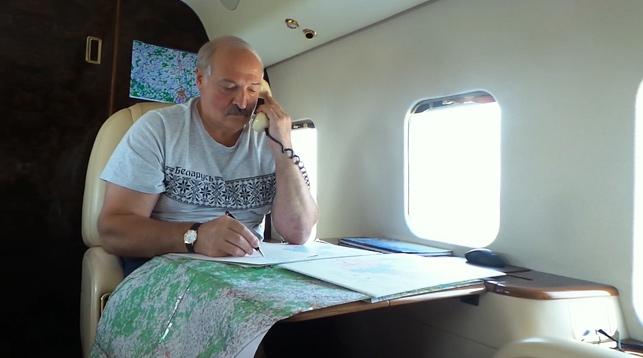Які цяпер па ліку афіцыйны прэзыдэнцкі тэрмін Лукашэнкі?