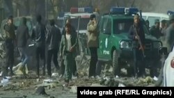 Kabul, 29 ianuarie 2018.