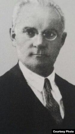 Teofil Ioncu (Foto: I. Țurcanu, M. Papuc, Basarabia în actul Marii Uniri de la 1918)