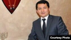 Бауыржан Есмахан - Ақтөбе облыстық дін істері департаментінің бастығы. Сурет жеке мұрағаттан алынды.