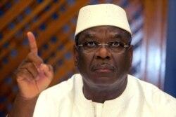 Кандидат в президенты Мали Ибрагим Бубакар Кеита