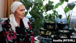 Халидә Әхмәтҗанова, Ямаширмә авылы