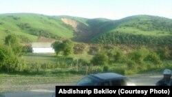 Жалал-Абад облусу.
