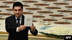 Түркмөнстан президенти Гурбангулы Бердимухаммедов