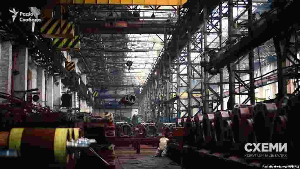 Цех харківського заводу «Турбоатом»