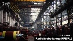 Цехи харківського заводу «Турбоатом»
