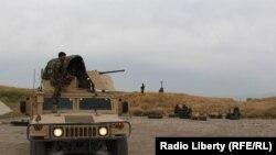 ارشیف، کندز کې د افغان ځواکونو عملیات