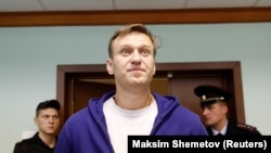 Aleksei Navalny oktybarın 6-da məhkəmədə