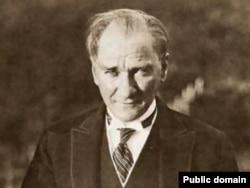 Первый президент Турции Мустафа Кемаль Ататюрк