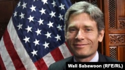 Afghanistan – Tom Malinowski US assistant secretary of State during an interview with Azadi Radio On, April 09, 2015