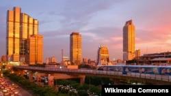 Бангкок, столица Таиланда