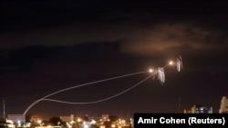 Iракетний обстріл Ізраїлю. 27 жовтня 2018 року