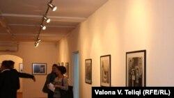 Në Galerinë e Arteve të Kosovës/foto nga arkivi