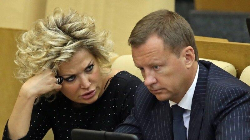 У Києві попрощалися з екс-депутатом Держдуми Росії Денисом Вороненковим