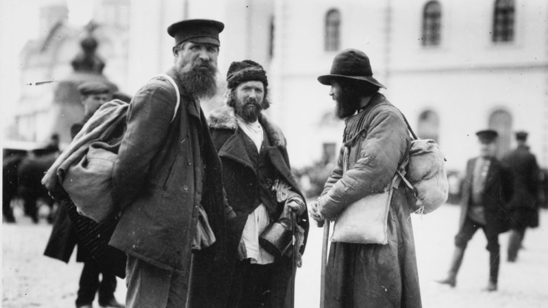 When Mucha Went To Moscow