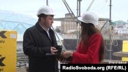 Директор з комунікацій ТОВ «Еста Холдинг» Антон Глівінський запевняє, що всі роботи з реконструкції ЦУМу є законними