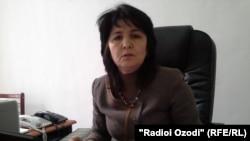 Раҷабмоҳ Баҳриддинова