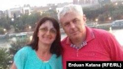 Slobodanka Todorić sa suprugom Mladenom