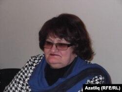 Роза Рәхмәтуллина-Мурзина