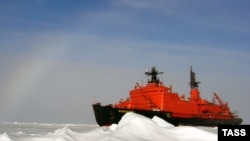 Melting ice will open up much of the Arctic to undersea excavation of natural resources.