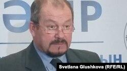 Заместитель председателя Центральной избирательной комиссии Владимир Фоос.