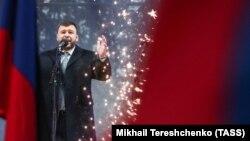 Оккупированный Донецк. Денис Пушилин