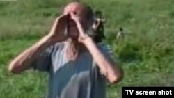 Snimak Salihinog supruga Rame kako doziva sina Nermina prikazan u sudnici
