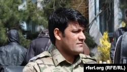 د کابل جنايي څېړنو مشر محمد سالم الماس