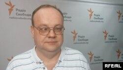 Артем Франков, головний редактор журналу «Футбол»