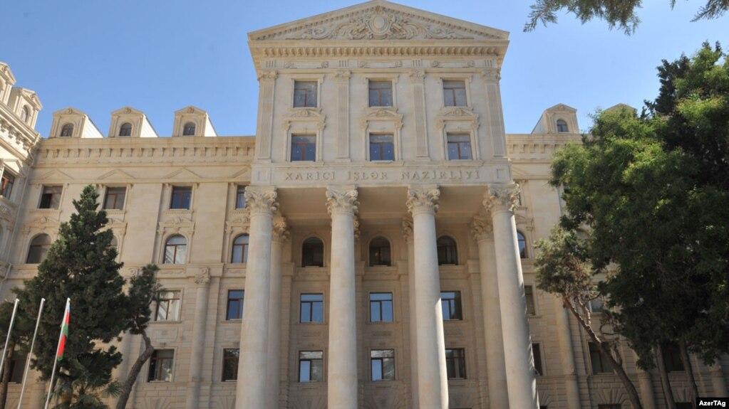 МИД Азербайджана ответил на ереванское заявление Лаврова по карабахскому урегулированию