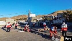 На северо-западе Ирана произошло сильное землетрясение