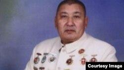 Борец Солтикен Кокишулы, этнический казах, живущий в Китае.