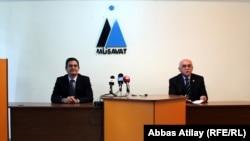 Əli Kərimli və İsa Qəmbər