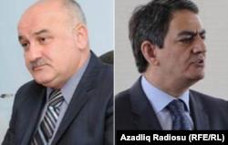 Müsavat başqanı Arif Hacılı və AXCP sədri Əli Kərimli