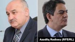 Müsavat lideri Arif Hacılı və AXCP lideri Əli Kərimli