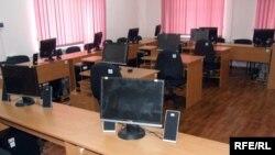 La Liceul de la Râbnița