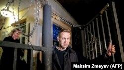 Лицом к событию. Протест без Навального