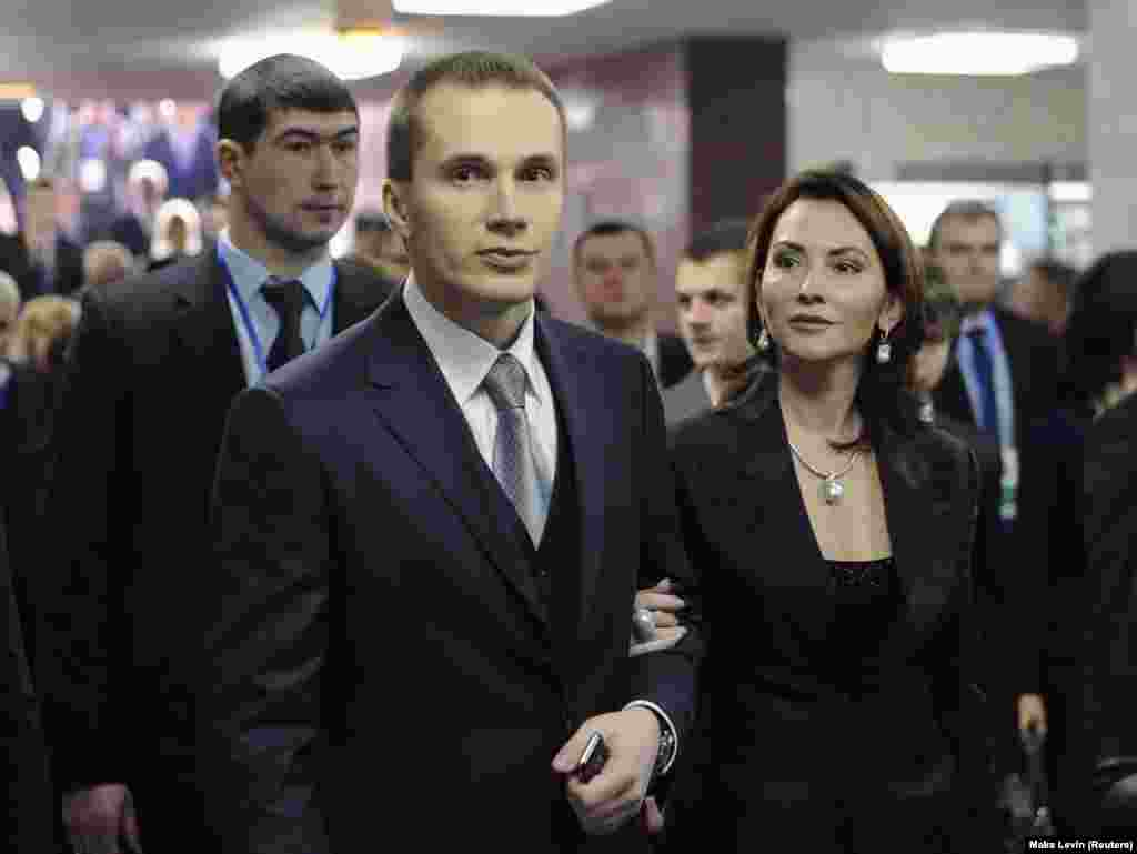 "Yanukovych's son, Oleksandr, was also a government beneficiary, quietly receivng contracts on behalf of ""the Family."" Once friendly with Akhmetov, the relationship has cooled since Akhmetov renounced ties with his father following his February escape to Russia. The younger Yanukovych now appears to be acting as the family's agent of revenge, and is currently suing Akhmetov for $75 million."