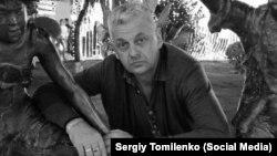 Украинский журналист-расследователь Вадим Комаров.