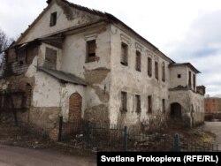 Дом Сутоцкого на Романовой горке