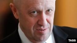 Російський бізнесмен Євген Пригожин