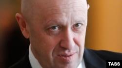 Yevgeny Prigozhin, Moskva, 10 mart 2017