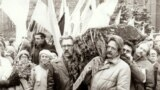 Активна робота щодо перепоховання в Україні загиблих у радянських тюрмах українських діячів Василя Стуса, Юрія Литвина та Олекси Тихого почалася у 1989 році.<br /> <br /> Для цього рідні вели тривалі переговори з владою, а громадськість збирала гроші