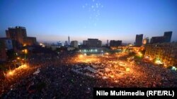 Тысячы людзей пратэстуюць у Каіры супраць Мухамада Мурсі