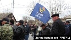 Кандидатура главы югоосетинского МЧС Алана Тадтаева на пост председателя «Единой Осетии» была безальтернативной