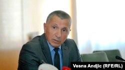 Šaip (Shaip) Kamberi, poslanik u Narodnoj Skupštini Srbije i predsednik Partije za demokratsko delovanje