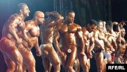 رياضة بناء الأجسام
